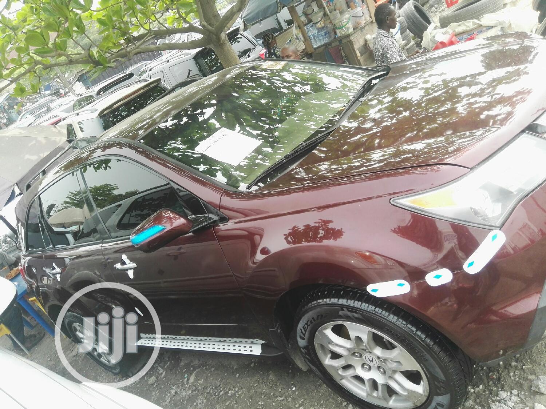 Acura MDX 2008 Red   Cars for sale in Amuwo-Odofin, Lagos State, Nigeria