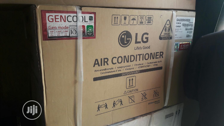 LG Gencool 1hp Split Air Condition.