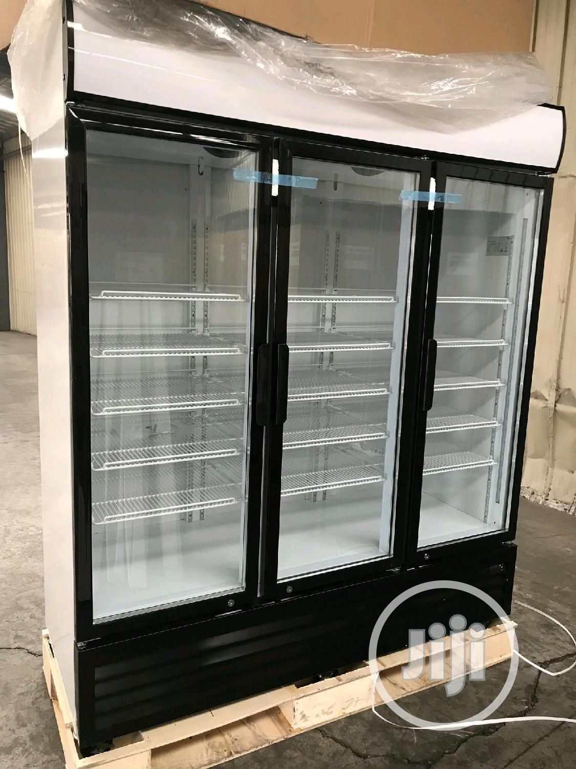 Drink Display Chiller