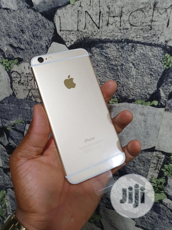 Apple iPhone 6 Plus 64 GB Gold | Mobile Phones for sale in Ikeja, Lagos State, Nigeria