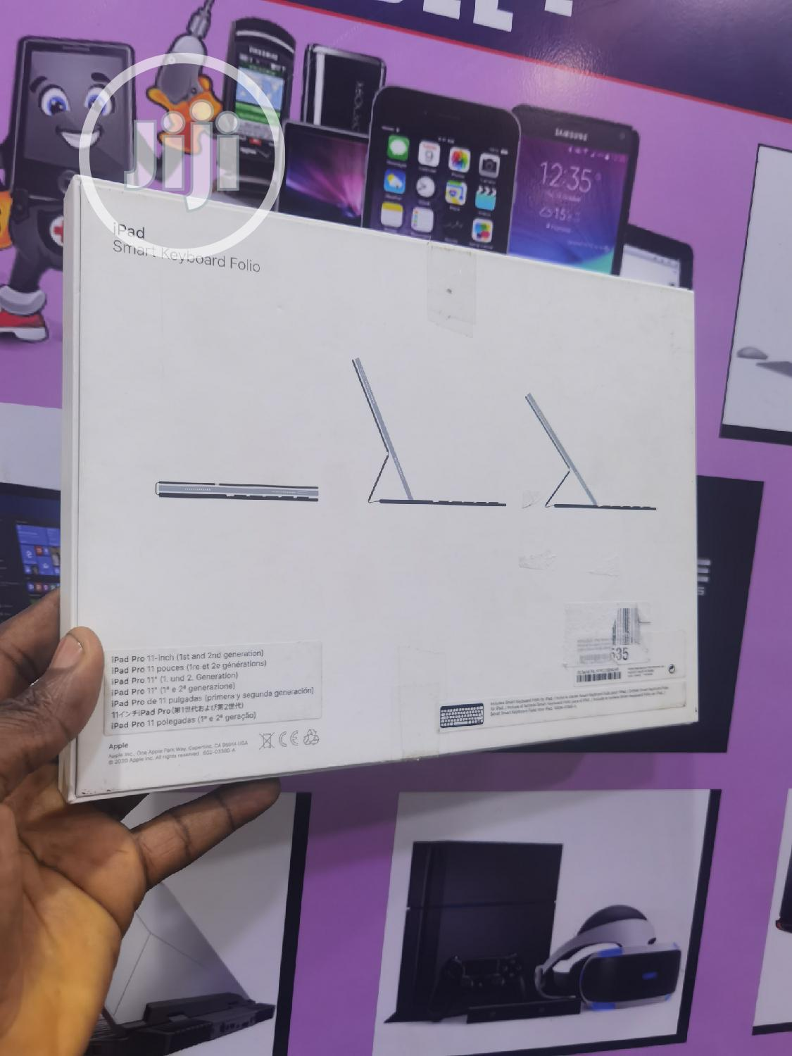 iPad Pro Smart Keyboard Folio | Accessories for Mobile Phones & Tablets for sale in Ikeja, Lagos State, Nigeria