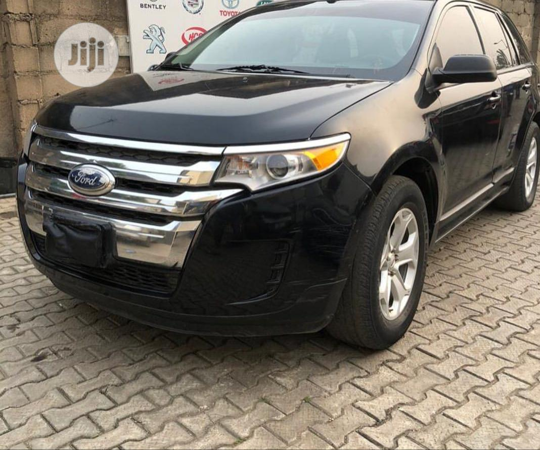 Ford Edge 2013 Black | Cars for sale in Magodo, Lagos State, Nigeria