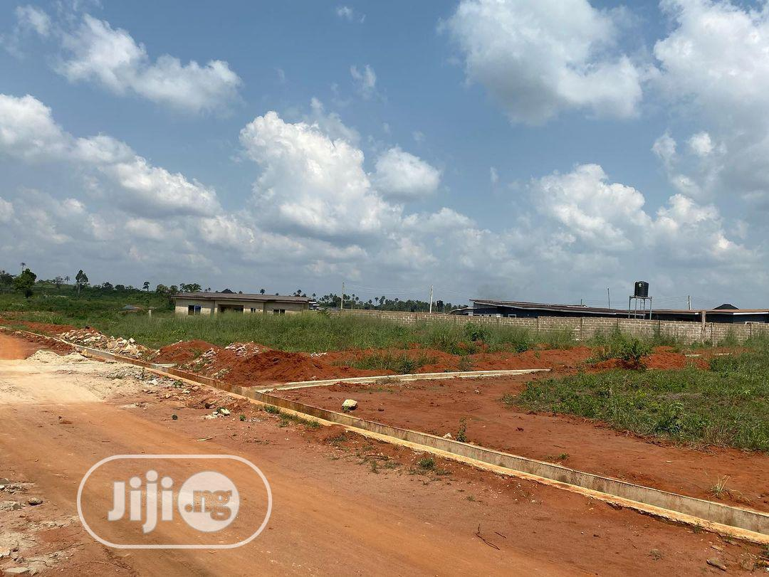 Archive: Very Affordable Land With C of O in Mowe-Ofada