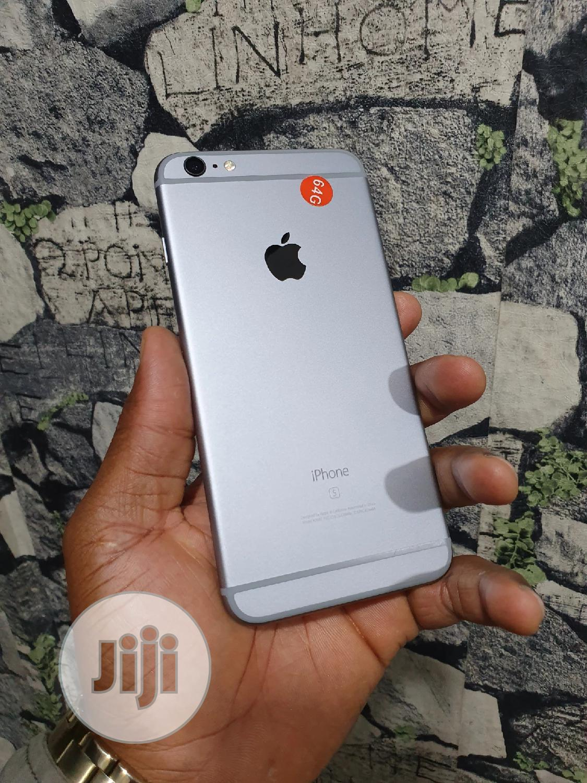 Apple iPhone 6s Plus 64 GB Gray   Mobile Phones for sale in Ikeja, Lagos State, Nigeria