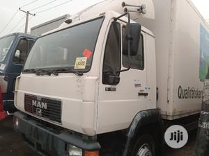 MAN Container Body Truck White   Trucks & Trailers for sale in Lagos State, Apapa