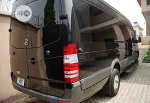 Rental: 7 Seater Mercedes Benz Sprinter Van | Automotive Services for sale in Lagos State, Lekki