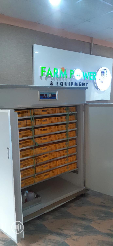 2112 Capacity Automatic Incubator.   Farm Machinery & Equipment for sale in Ibadan, Oyo State, Nigeria