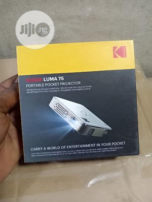 Kodak Ultra Luma75 Mini Projector | TV & DVD Equipment for sale in Lagos State, Ikeja