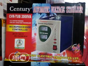 Century CVR-TUB 2000VA, Automatic Voltage Stabilizer | Electrical Equipment for sale in Lagos State, Ojo