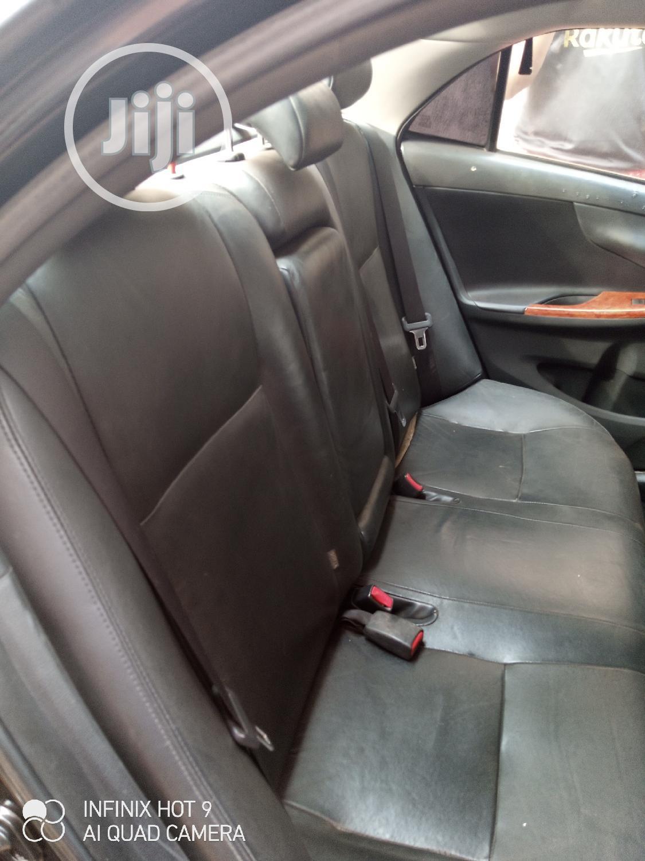 Toyota Corolla 2010 Black | Cars for sale in Enugu, Enugu State, Nigeria