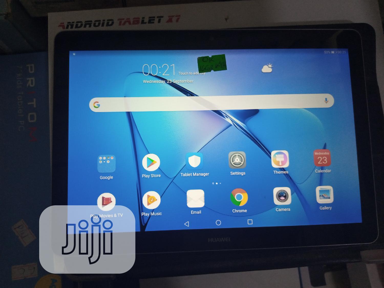 Huawei MediaPad T3 10 16 GB Silver