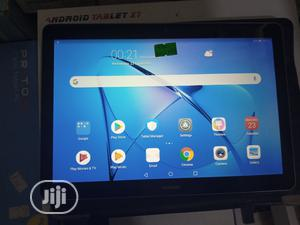 Huawei MediaPad T3 10 16 GB Silver | Tablets for sale in Lagos State, Ikeja