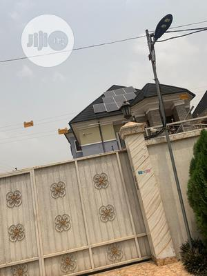 Stanadard 3 Bedroom Flat for Rent at Greenfield Estate, Ago   Houses & Apartments For Rent for sale in Isolo, Ago Palace