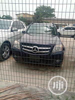 Mercedes-Benz GLK-Class 2011 350 4MATIC Blue | Cars for sale in Lagos State, Ajah