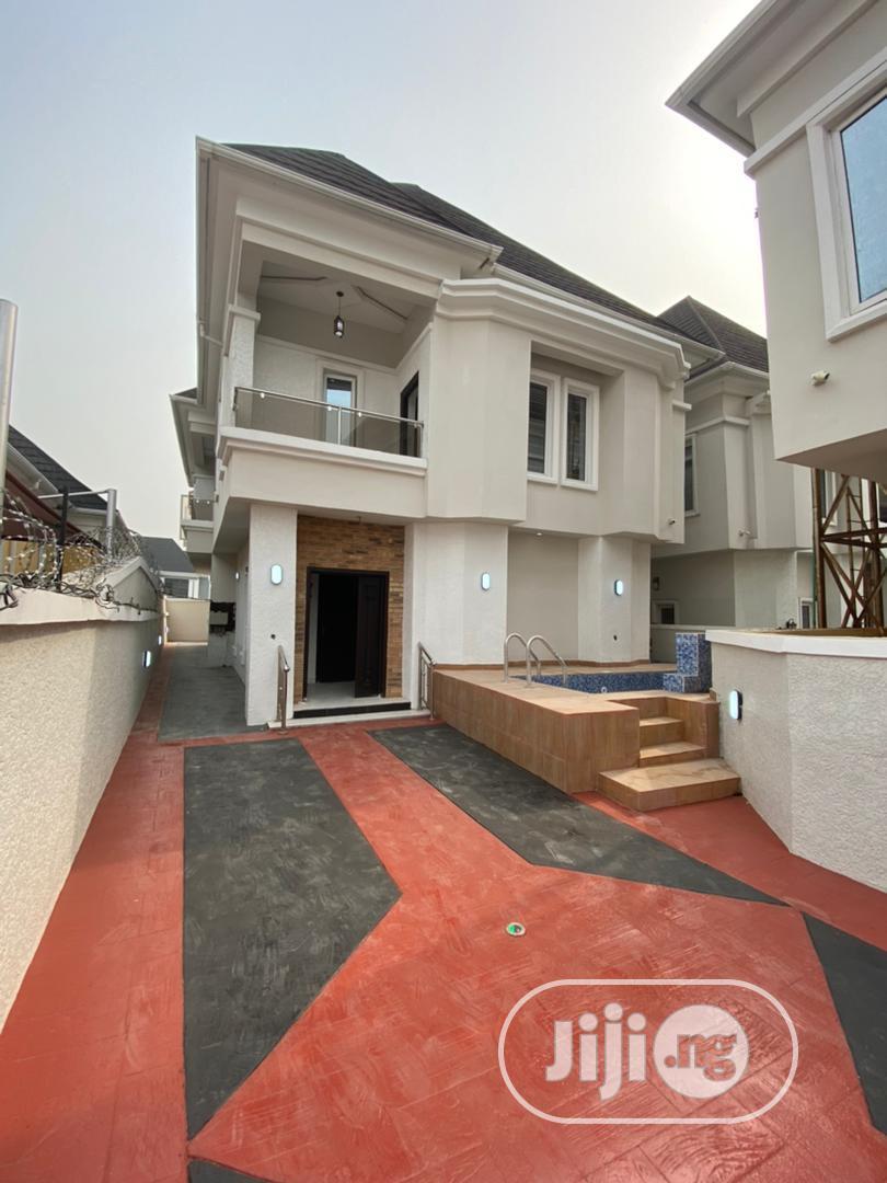 5 Bedrooms Detached Duplex With Bq All Room Ensuit