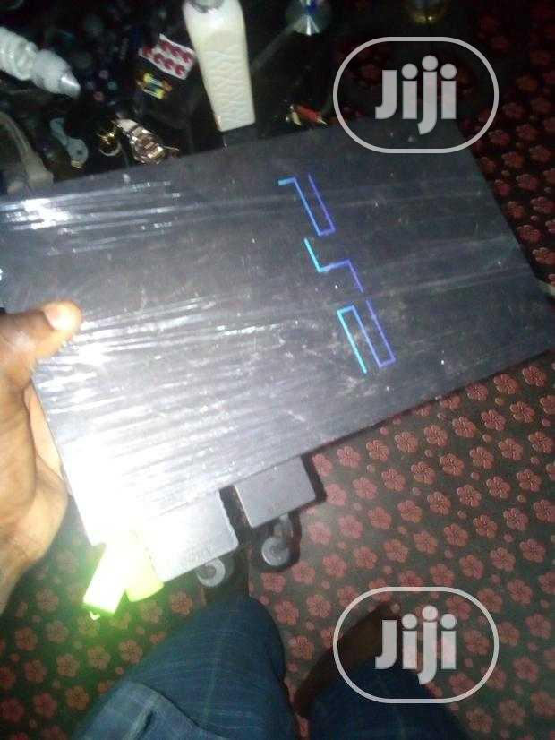 New Playstation 2 With Complete Accessories.   Video Games for sale in Ibadan, Oyo State, Nigeria