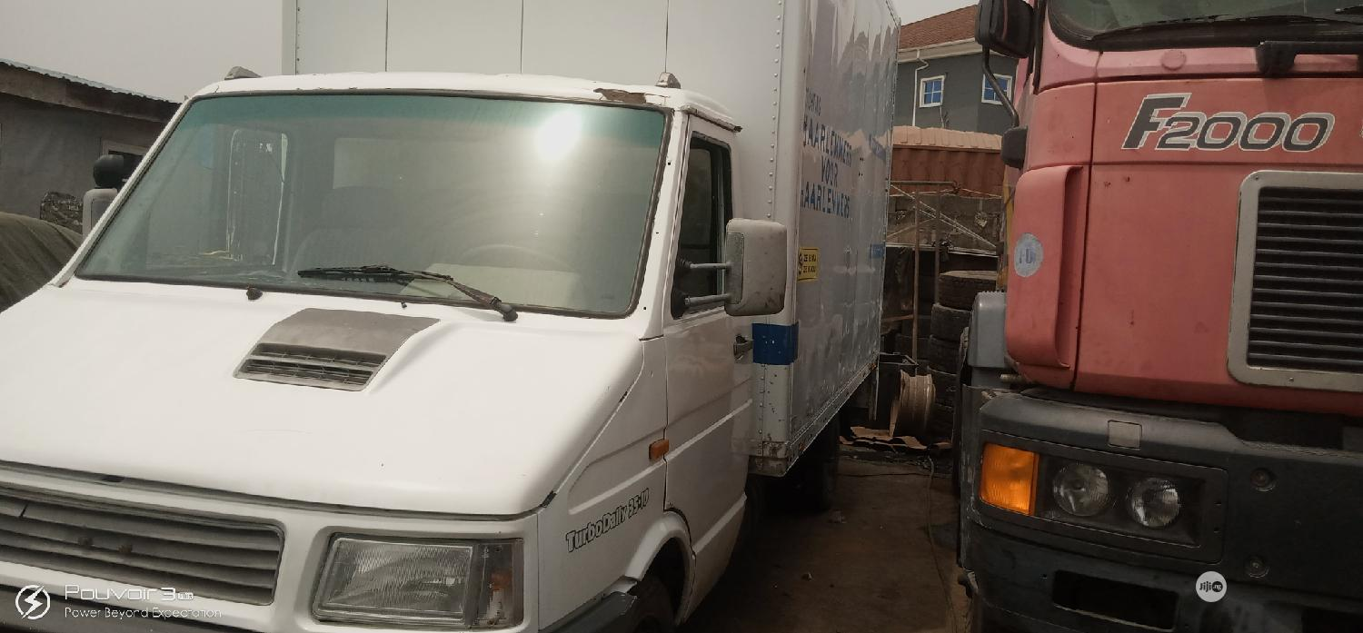 Iveco Container Body