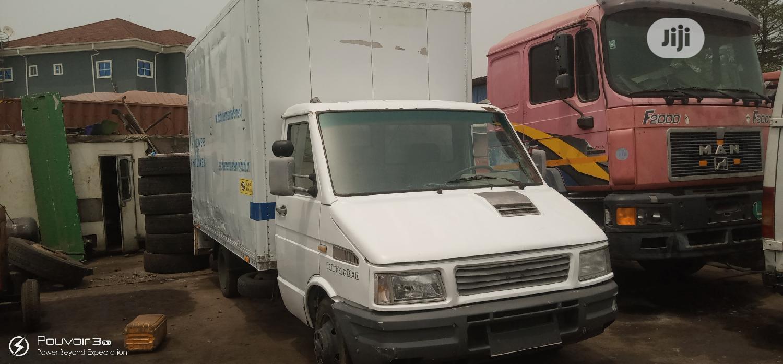 Iveco Container Body | Trucks & Trailers for sale in Amuwo-Odofin, Lagos State, Nigeria