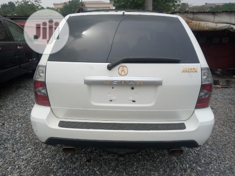 Acura MDX 2006 White   Cars for sale in Ojodu, Lagos State, Nigeria