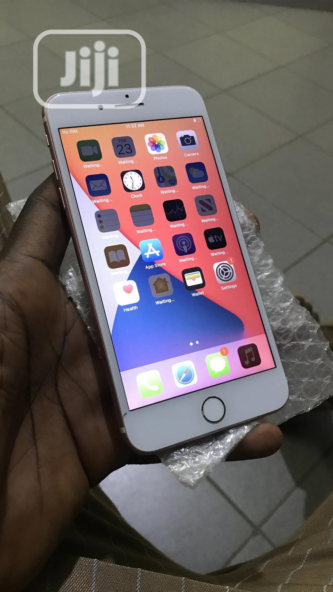 Apple iPhone 7 Plus 32 GB Pink   Mobile Phones for sale in Ibadan, Oyo State, Nigeria