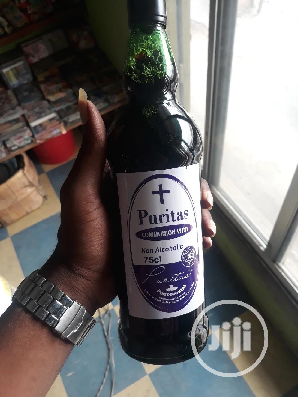 Puritas Communion Wine 75cl
