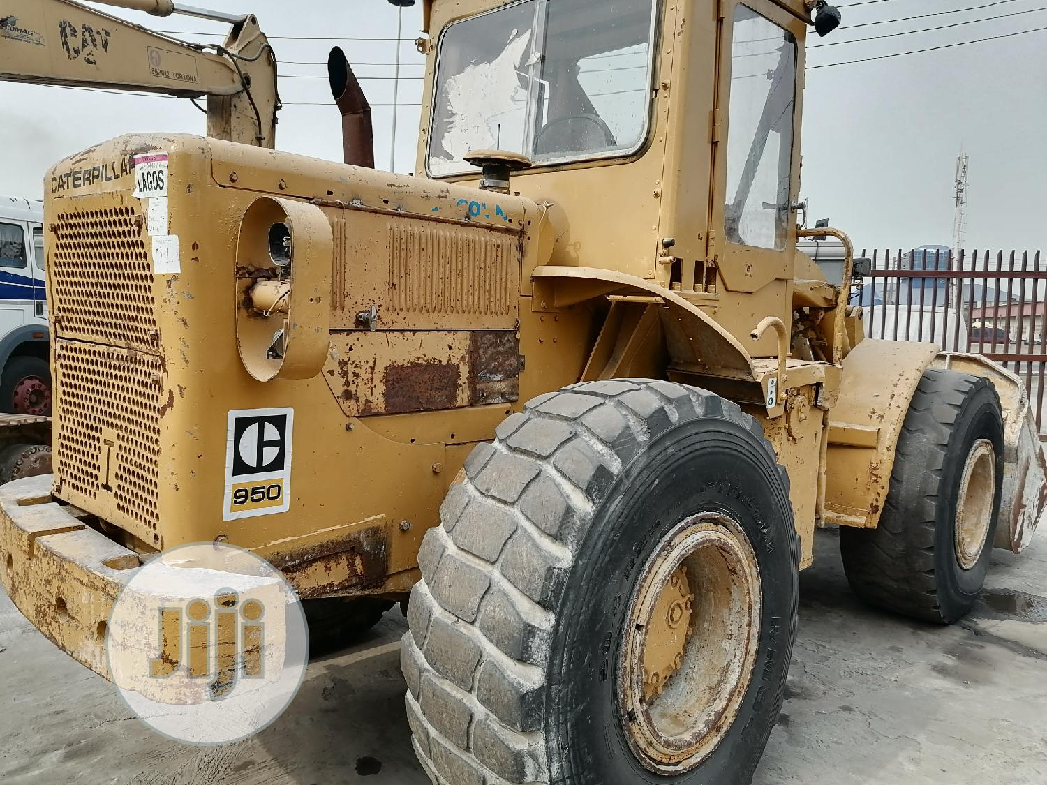 Very Clean CAT 950 PAYLOADER