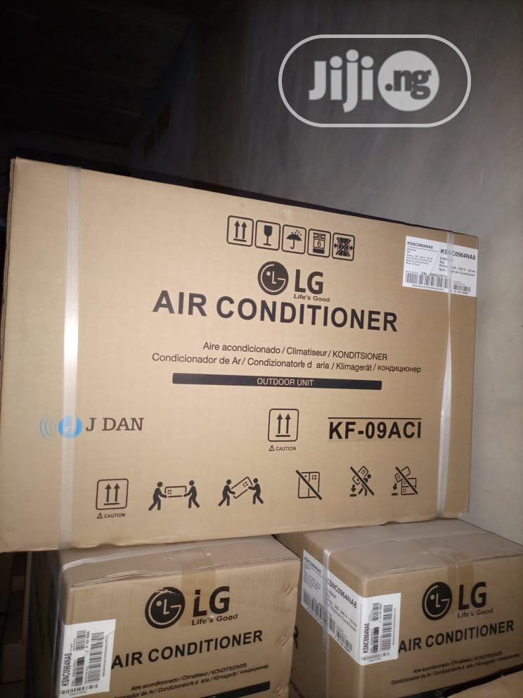 Lg Air Conditioner Split Unit 1.5hp | Home Appliances for sale in Ojo, Lagos State, Nigeria