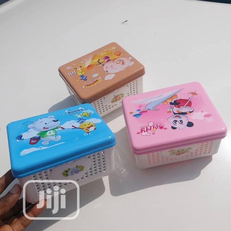 Archive: Foldable Soap Case