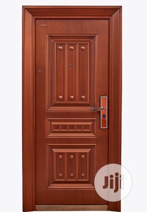 Copper Gold Security Door   Doors for sale in Delta State, Warri