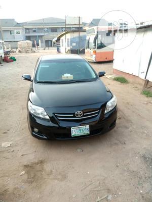 Toyota Corolla 2010 Black | Cars for sale in Enugu State, Enugu