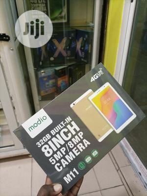 New Modio M10 32 GB Black   Tablets for sale in Lagos State, Ifako-Ijaiye