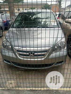 Honda Odyssey 2007 Touring Gray | Cars for sale in Lagos State, Ajah