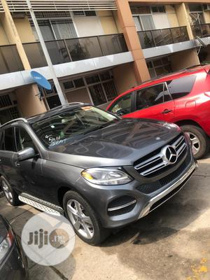 Mercedes-Benz GLE-Class 2017 Gray | Cars for sale in Lagos State, Victoria Island