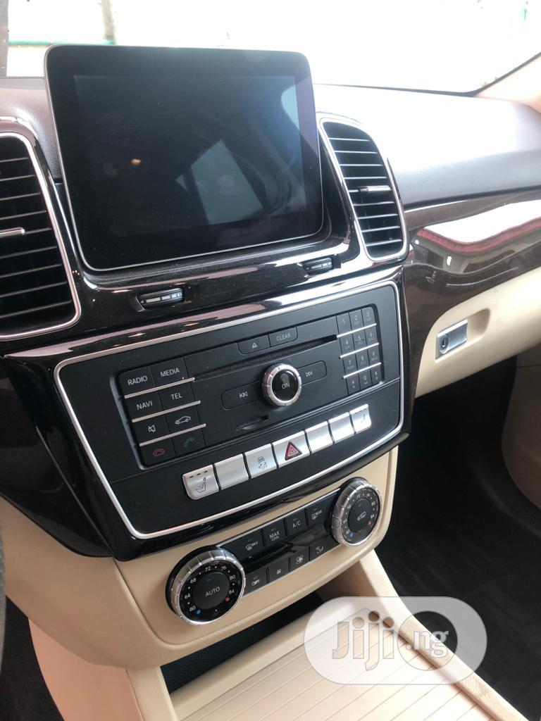 Mercedes-Benz GLE-Class 2017 Gray   Cars for sale in Victoria Island, Lagos State, Nigeria