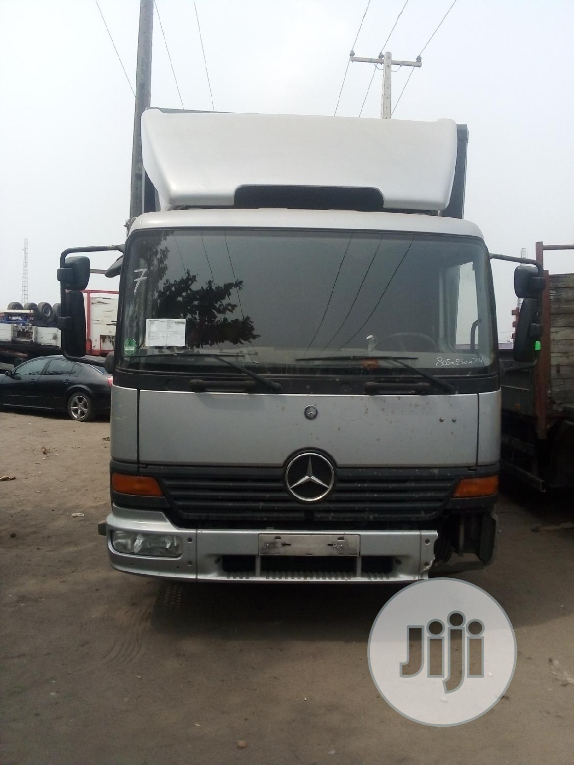 Actros Container Body   Trucks & Trailers for sale in Amuwo-Odofin, Lagos State, Nigeria