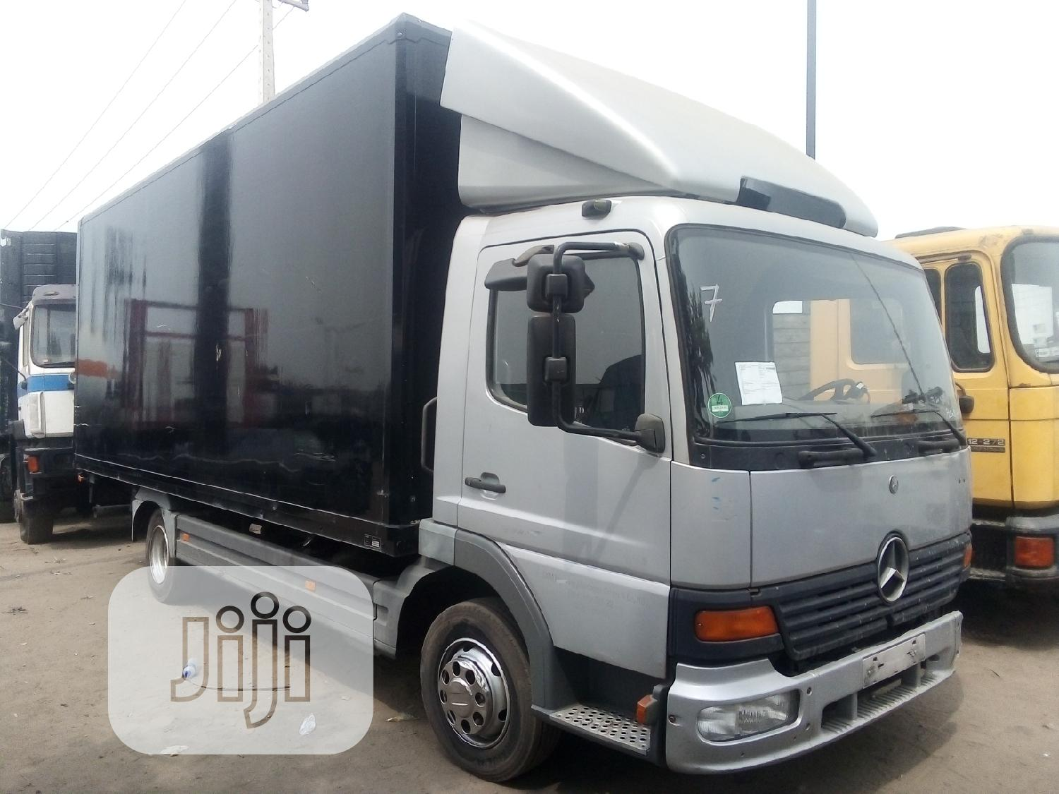 Actros Container Body