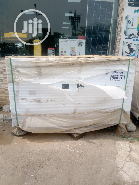 30KVA Perkins Generator