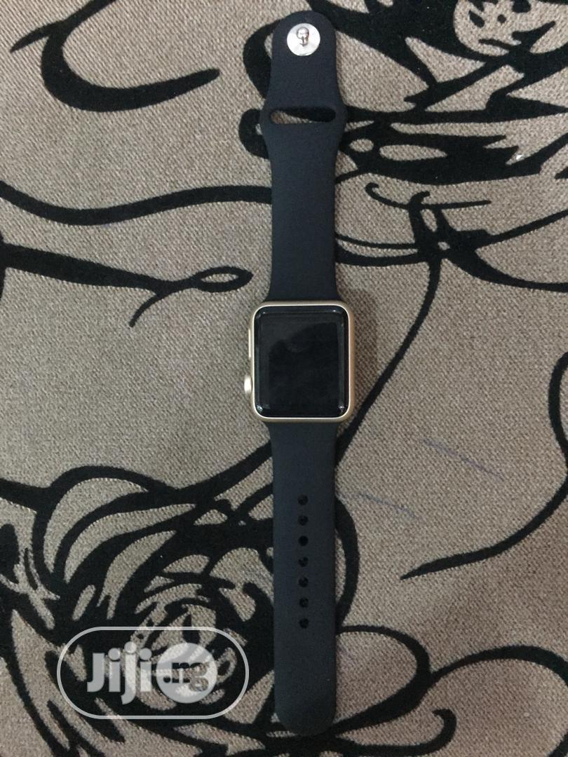 Apple Watch Series 1 38mm | Smart Watches & Trackers for sale in Port-Harcourt, Rivers State, Nigeria