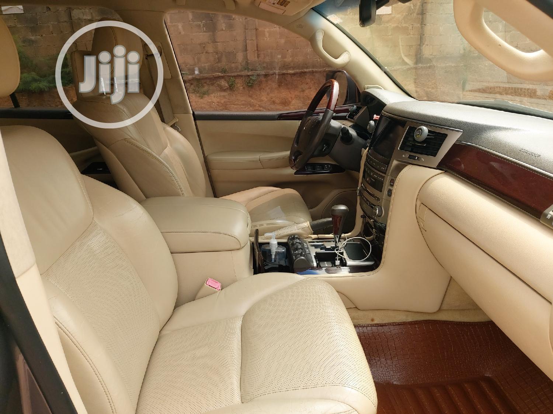 Lexus LX 2013 570 Base Gray | Cars for sale in Ikeja, Lagos State, Nigeria