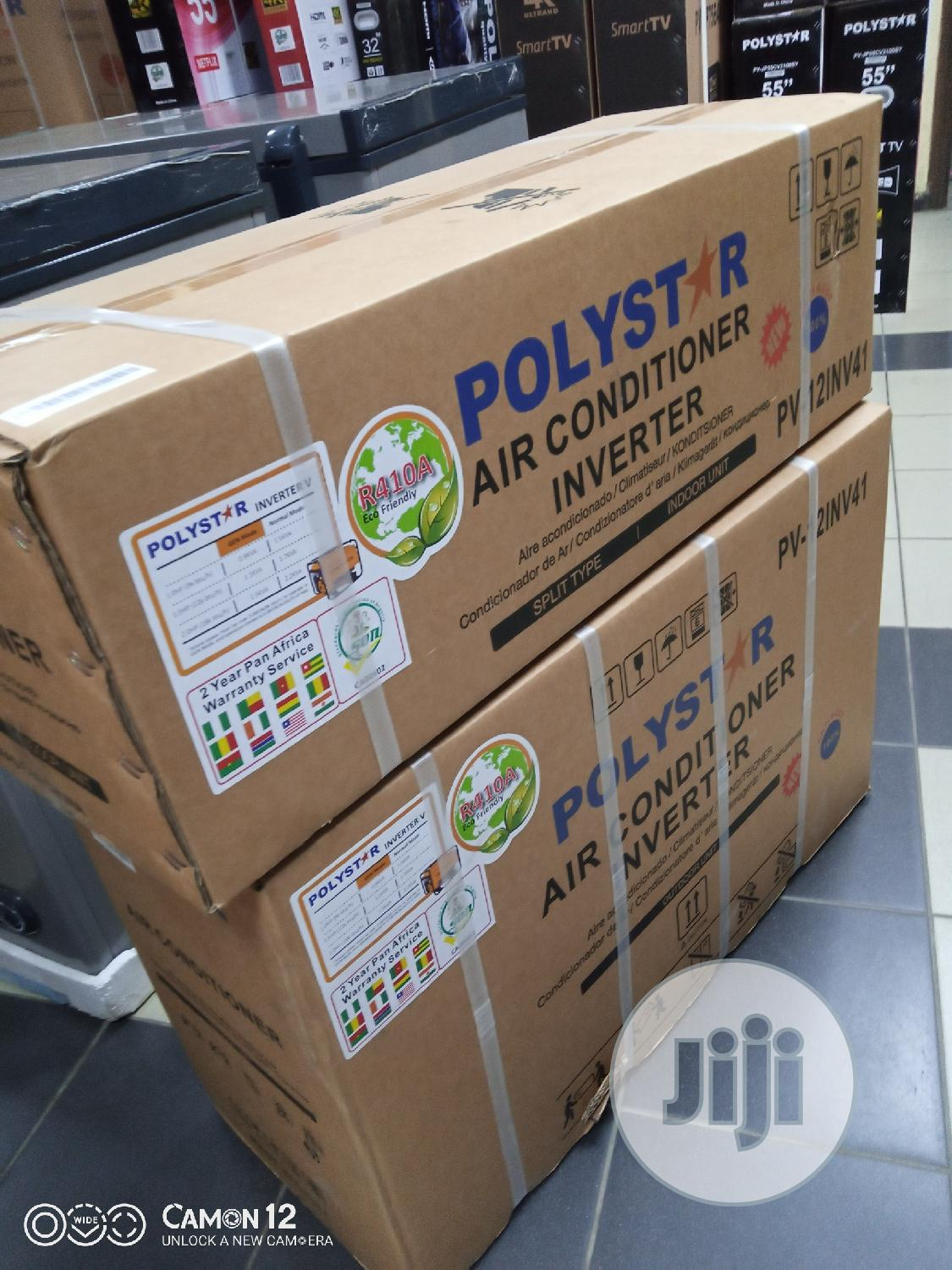 Polystar Inverter Air Condition | Home Appliances for sale in Ojo, Lagos State, Nigeria