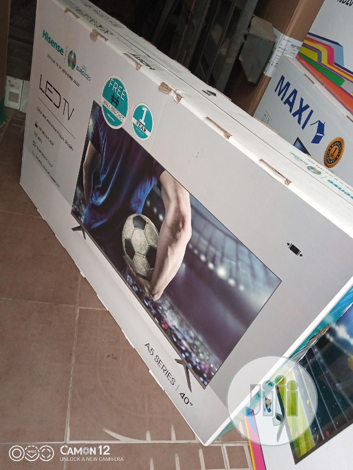 Hisense LED TV 40 Inches | TV & DVD Equipment for sale in Ojo, Lagos State, Nigeria