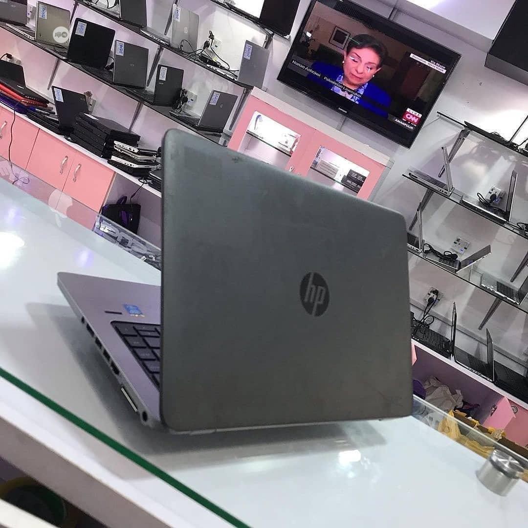 Laptop HP EliteBook 840 8GB Intel Core I5 SSD 128GB   Laptops & Computers for sale in Ikeja, Lagos State, Nigeria