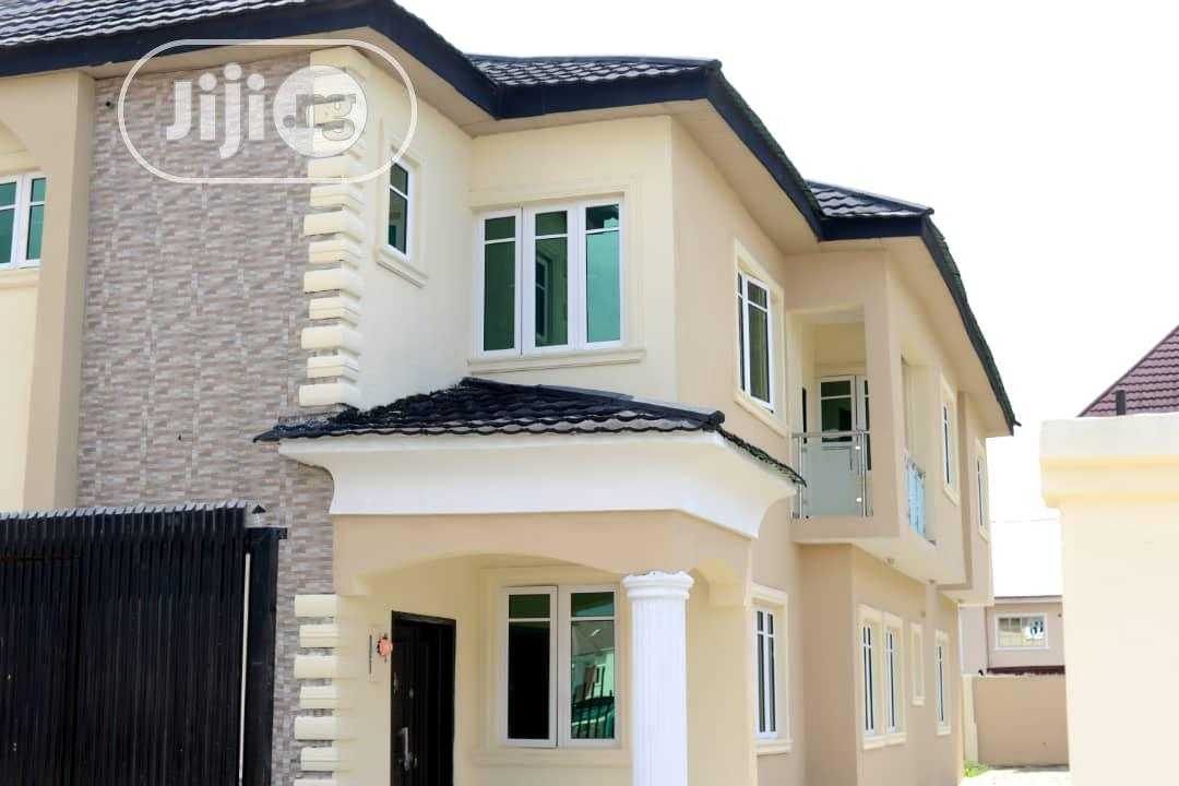 Standard Clean 4 Bedroom Semi Detached Apartment For Sale Global C of O