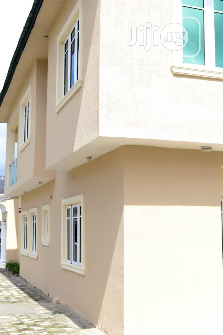 Standard Clean 4 Bedroom Semi Detached Apartment For Sale Global C of O | Houses & Apartments For Sale for sale in Sangotedo, Ajah, Nigeria