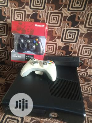 Xbox 360 Slim With 2 Pad and Games | Video Game Consoles for sale in Oyo State, Ibadan