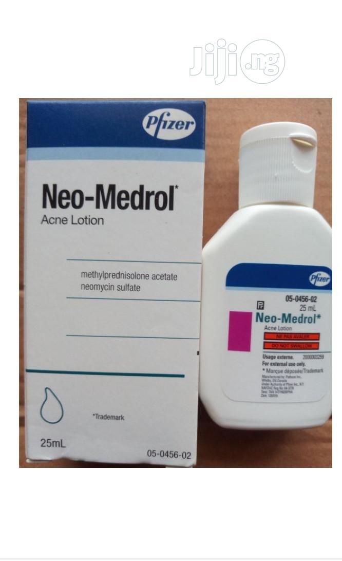 Neo-Medrol Acne Lotion