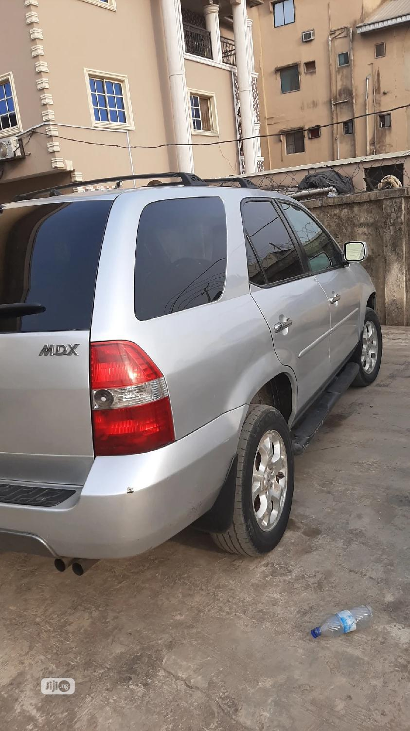 Acura MDX 2004 Sport Utility Silver | Cars for sale in Isolo, Lagos State, Nigeria