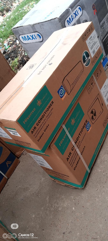 Hisense Inverter AC 1.5 HP