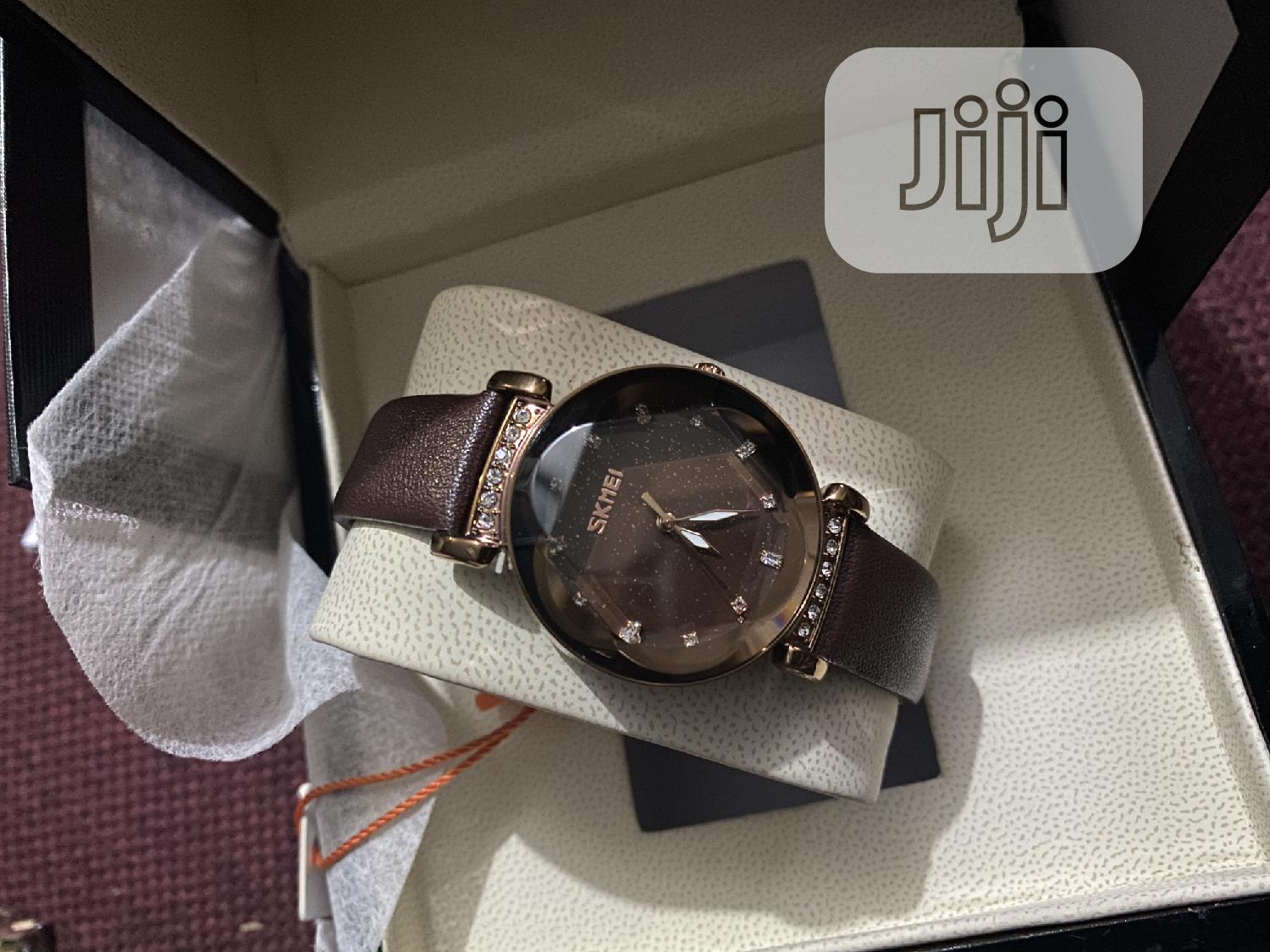 Archive: Female Brown Watch