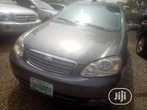 Toyota Corolla 2007 LE Gray   Cars for sale in Abuja (FCT) State, Gwarinpa